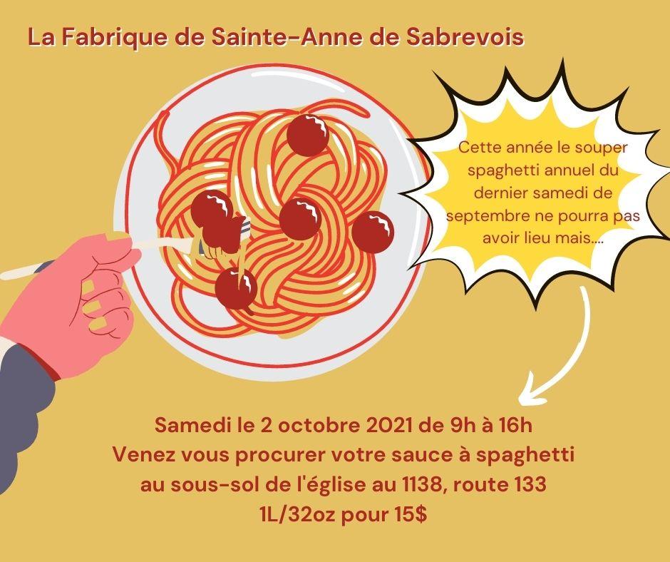 La Fabrique de Sainte-Anne-de-Sabrevois